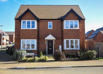 Thumbnail 3 bed detached house for sale in Stainer Avenue, Wellingborough