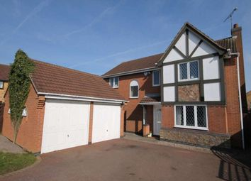 Thumbnail 4 bedroom detached house for sale in Copse Close, Leicester Forest East, Leicester
