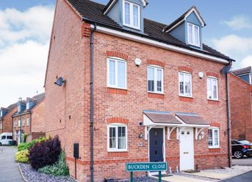 Thumbnail 3 bed semi-detached house for sale in Buckden Close, Birmingham