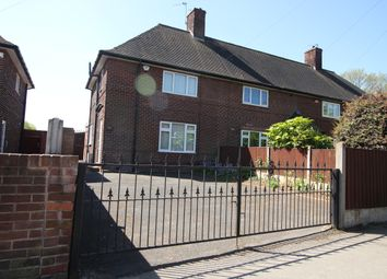 Thumbnail 3 bed end terrace house for sale in Aspley Lane, Nottingham