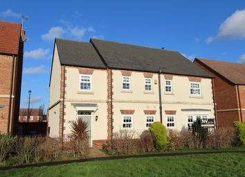 Thumbnail 5 bed detached house for sale in Willow Grove, Dalton, Thirsk