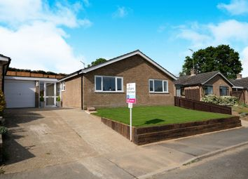 Thumbnail 3 bed detached bungalow for sale in Mill View Close, Woodbridge