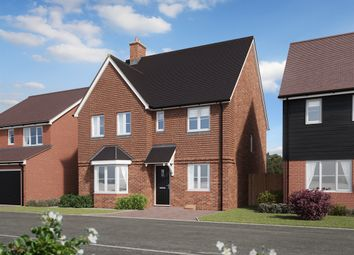 "Thumbnail 5 bed detached house for sale in ""The Mayfair"" at Reigate Road, Hookwood, Horley"