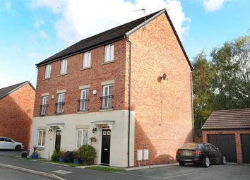 Thumbnail 4 bed semi-detached house for sale in Mona Way, Irlam, Manchester