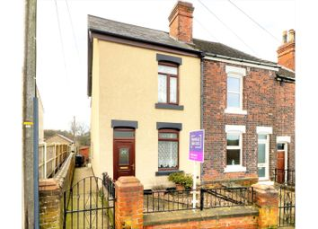 Thumbnail 3 bed end terrace house for sale in Sheffield Road, Sheffield