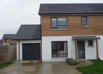 Thumbnail 3 bed end terrace house to rent in Cronk View Crescent, Port Erin, Rushen, Isle Of Man