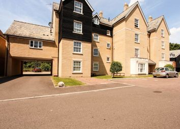 Thumbnail 3 bed flat for sale in Mill Park Gardens, Mildenhall, Bury St. Edmunds