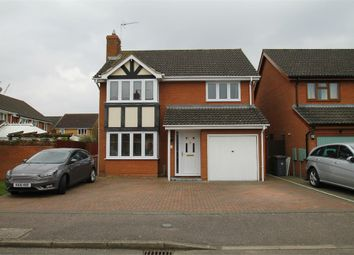 Thumbnail 4 bed detached house for sale in Reeve Gardens, Grange Farm, Kesgrave, Ipswich, Suffolk