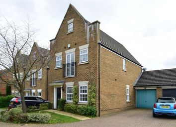 Thumbnail 3 bed detached house for sale in Braeburn Way, Kings Hill, West Malling, Kent