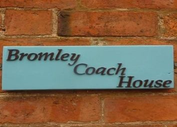 Thumbnail 1 bed flat to rent in Uttoxeter Road, Abbots Bromley, Rugeley