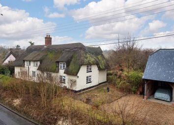 Thumbnail 4 bed detached house for sale in The Street, Poslingford, Suffolk