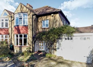 Thumbnail 3 bed semi-detached house for sale in Shirley Church Road, Shirley, Croydon, Surrey