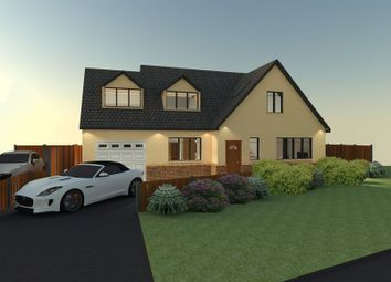 Thumbnail 4 bed detached house for sale in Foley Drive, Tettenhall, Wolverhampton