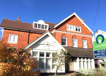 Thumbnail 1 bed flat for sale in Sedlescombe Road South, St. Leonards-On-Sea