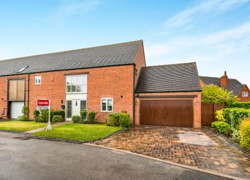 Thumbnail 3 bed barn conversion for sale in Orchard Court, Hill Ridware, Rugeley