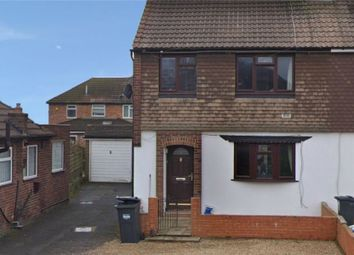 Thumbnail 5 bed semi-detached house for sale in The Gardens, Feltham, Greater London