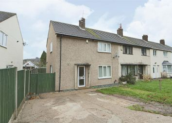 Thumbnail 3 bed end terrace house for sale in Kings Avenue, Gedling, Nottinghamshire