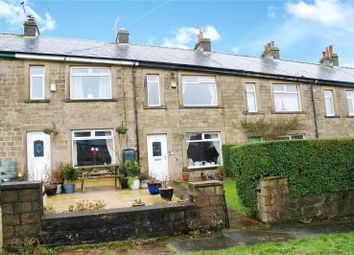 Thumbnail 2 bed terraced house to rent in Church Street, Oakworth, Keighley, West Yorkshire