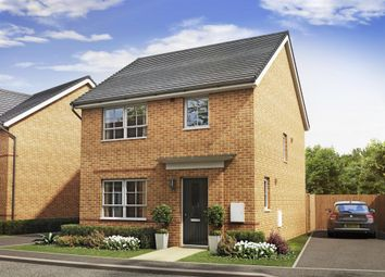 "Thumbnail 3 bedroom detached house for sale in ""Collaton"" at Lancaster Avenue, Watton, Thetford"