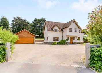 Thumbnail 4 bed detached house for sale in Anstey, Buntingford