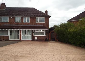 Thumbnail 3 bed end terrace house for sale in Cotman Close, Great Barr, Birmingham, West Midlands