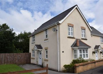 Thumbnail 3 bed semi-detached house for sale in Gelli Deg, Fforestfach, Swansea
