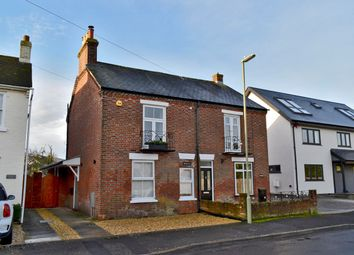 Thumbnail 2 bed semi-detached house for sale in Spring Road, Lymington