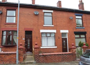 Thumbnail 2 bedroom terraced house for sale in Carlton Street, Farnworth, Bolton