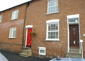 Thumbnail 2 bed terraced house to rent in Stand Street, Warwick