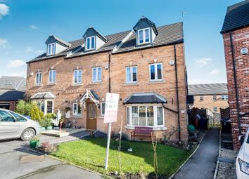Thumbnail 4 bed town house for sale in Nettlecroft, West Green, Barnsley
