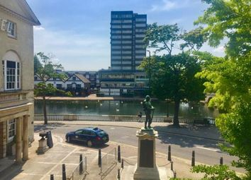 Thumbnail 1 bed flat for sale in Swan House, 3-7 The High Street, The Embankment, Bedford
