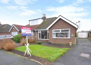 Thumbnail 2 bed semi-detached bungalow for sale in Beech Avenue, Warton, Preston, Lancashire
