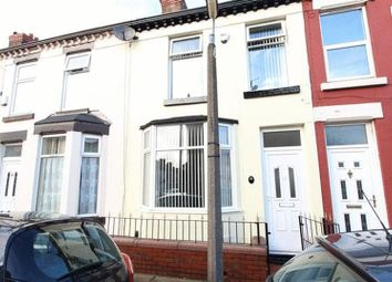 Thumbnail 3 bedroom terraced house to rent in Birstall Road, Kensington, Liverpool