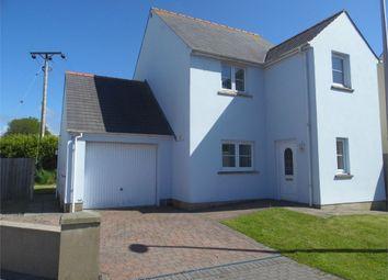 Thumbnail 3 bed detached house to rent in 18 Parc Loktudi, Fishguard, Pembrokeshire