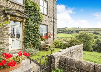 Thumbnail 4 bed property for sale in Luddendenfoot, Halifax