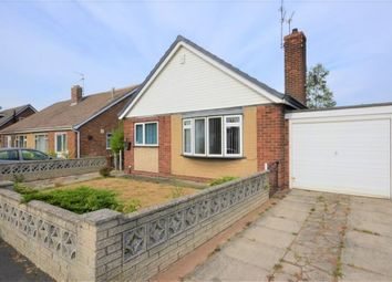 Thumbnail 3 bedroom bungalow to rent in Foxdale Avenue, Thorpe Willoughby, Selby