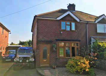 Thumbnail 2 bed semi-detached house for sale in New Road, Burntwood