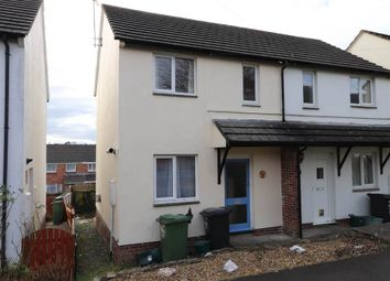 Thumbnail 2 bed semi-detached house for sale in Appletree Close, Barnstaple