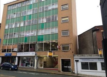 Thumbnail Office to let in Second Floor Offices At Conway House, Cheapside, Hanley, Stoke On Trent, Staffordshire
