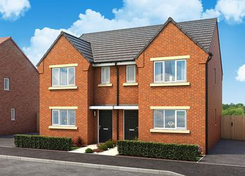 "Thumbnail 3 bed property for sale in ""The Dorchester"" at Mcmullen Road, Darlington"