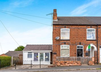 Thumbnail 3 bed semi-detached house for sale in James Street, Midway, Swadlincote