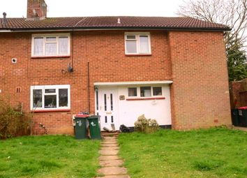 Thumbnail 2 bedroom maisonette to rent in Treyford Close, Ifield, Crawley