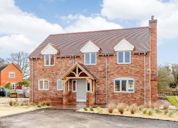 Thumbnail 4 bed detached house for sale in Brinkley Drive, Hanley Castle, Worcestershire