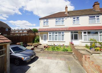 Thumbnail 3 bed end terrace house for sale in Blackfen Road, Sidcup