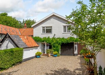 Thumbnail 3 bed terraced house for sale in The Turnpike, Norwich, Norfolk
