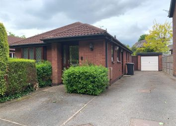 Thumbnail 3 bed detached bungalow for sale in Chetwynd Road, Toton, Beeston, Nottingham
