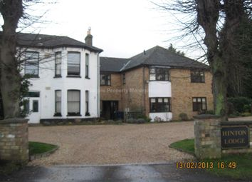Thumbnail 2 bedroom flat to rent in St. Neots Road, Eaton Ford, St. Neots