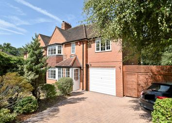 Thumbnail 4 bed semi-detached house for sale in Woodlands Park Road, Bournville, Birmingham