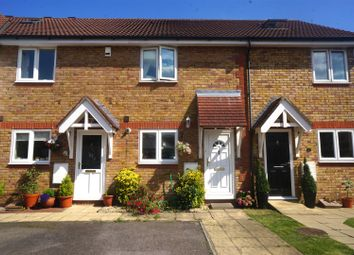 Thumbnail 2 bed terraced house to rent in Bexley Gardens, Chadwell Heath, Romford