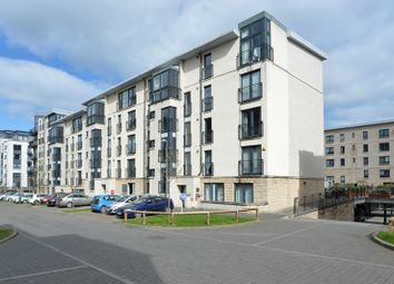 Thumbnail 2 bed flat for sale in Colonsay Close, Granton, Edinburgh